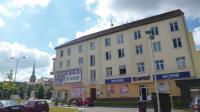 Pron�jem velk�ch nebytov�ch prostor v Sadech P�tat�ic�tn�k� v Plzni