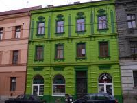 Pronájem nebytových prostor ve Sladkovského ulici v Plzni